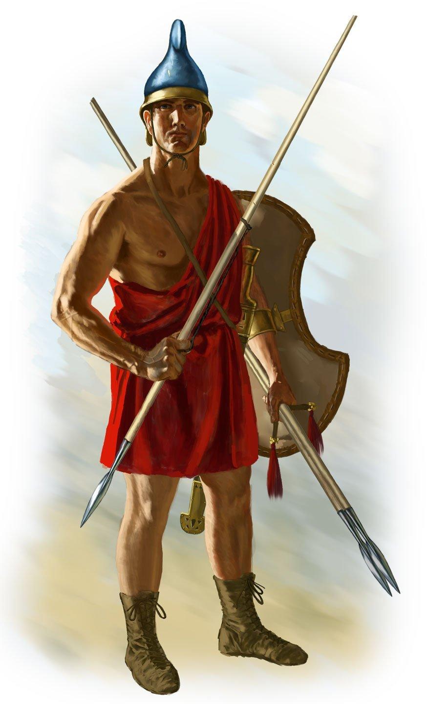 Ancient Pelta